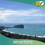 Costa Rica Attractions