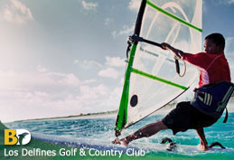 Costa Rica Wind Surfing